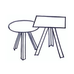 Design Bijzettafels