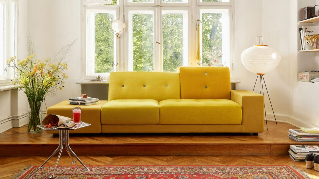 Polder Sofa van Vitra - Postma Interieur