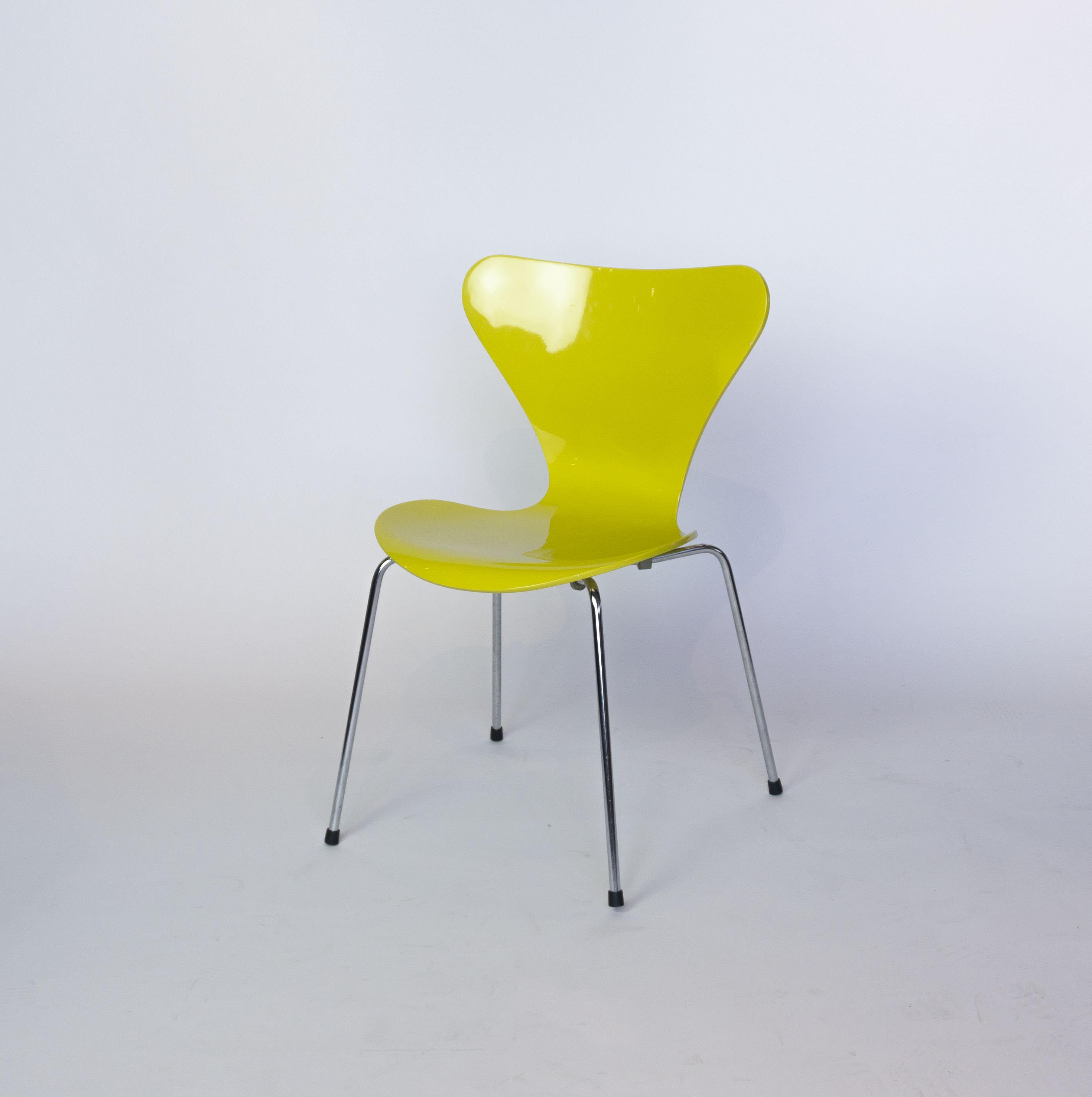 Vlinder stoel van Fritz Hansen