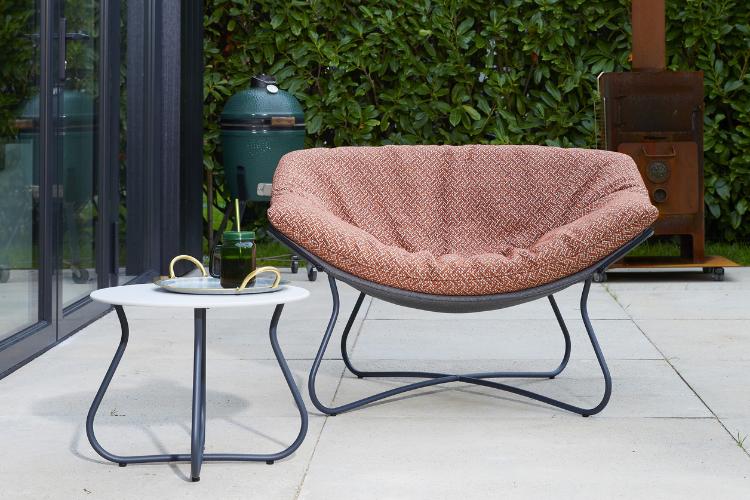 Gigi Outdoor fauteuil van Label