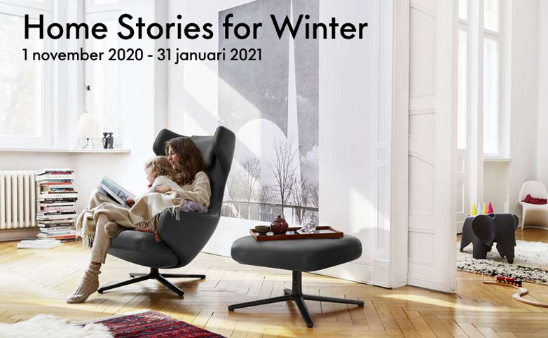 Vitra Home Stories for Winter 2020